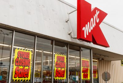 A business model analysis of Kmart's downfall