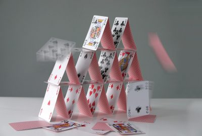 Houses of cards, unicorns… and Asian growth