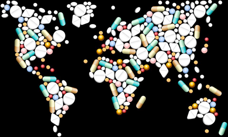 International organised crime, a lucrative form of entrepreneurship