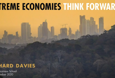 INTERVIEW OF RICHARD DAVIES, AUTHOR OF 'EXTREME ECONOMIES'