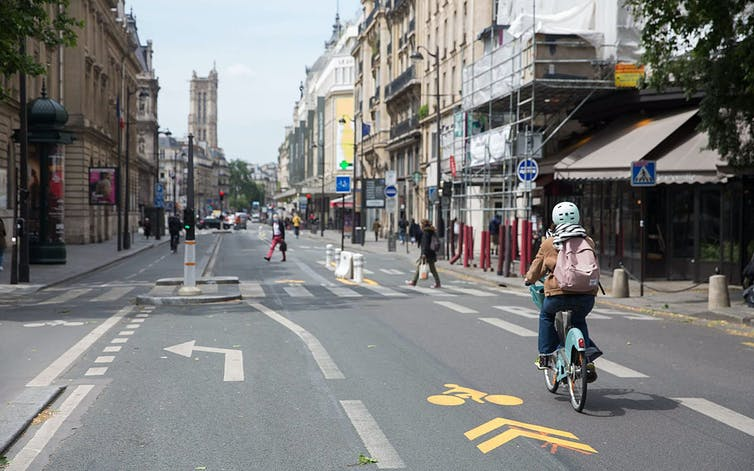 Can the city cycling boom survive the end of the Covid-19 pandemic?